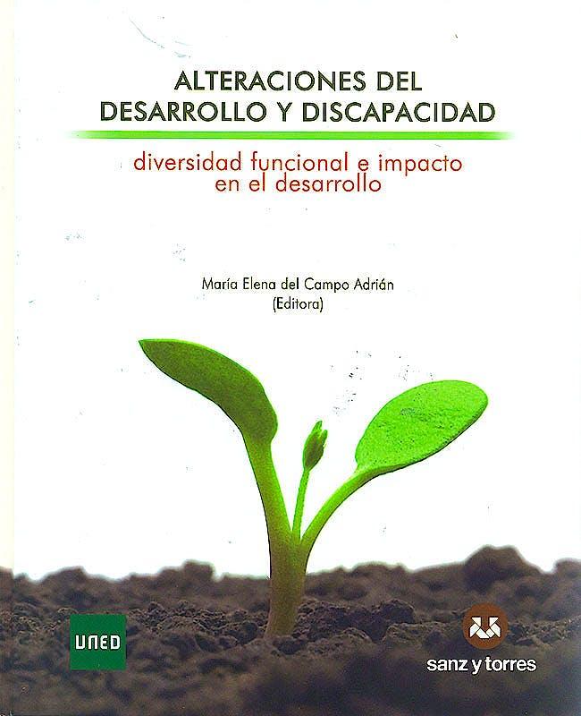 Portada del libro 9788415550228 Alteraciones del Desarrollo y Discapacidad, 2 Vols. + Cd-Rom