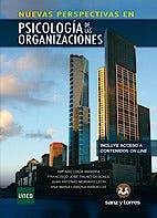 Portada del libro 9788415550839 Nuevas Perspectivas en Psicología de las Organizaciones