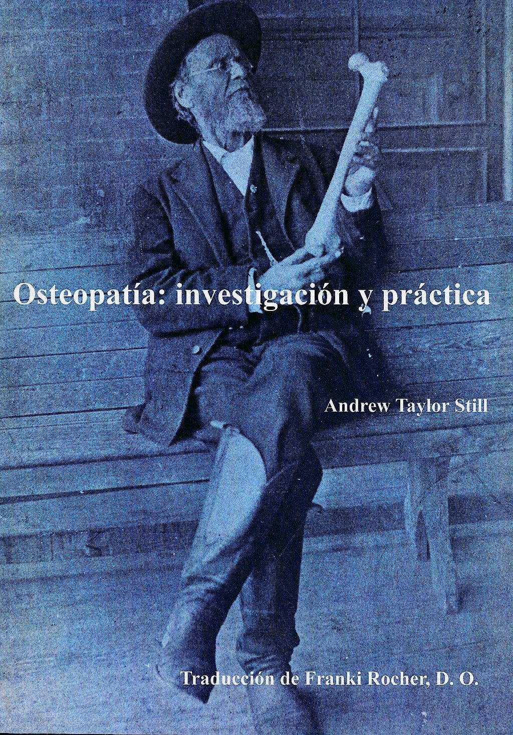 Portada del libro 9788415671206 Osteopatía: Investigación y Práctica