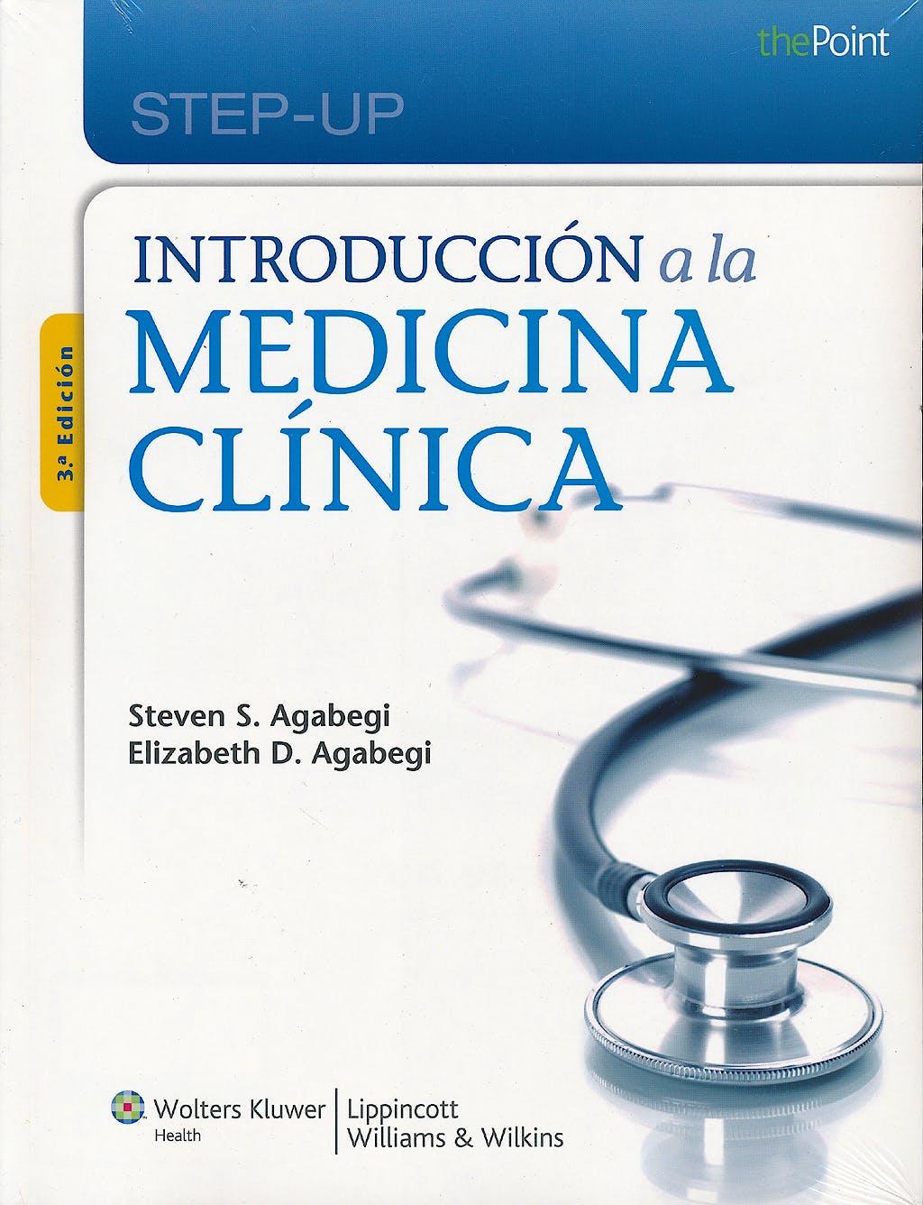 Portada del libro 9788415684008 Introducción a la Medicina Clínica + Acceso Online