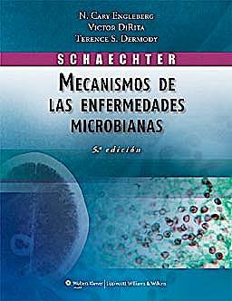 Portada del libro 9788415684084 Schaechter Mecanismos de las Enfermedades Microbianas