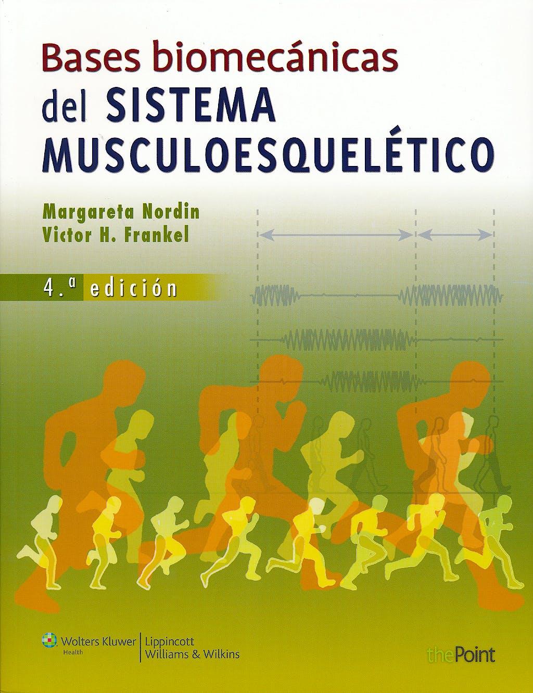 Portada del libro 9788415684183 Bases Biomecánicas del Sistema Musculoesquelético