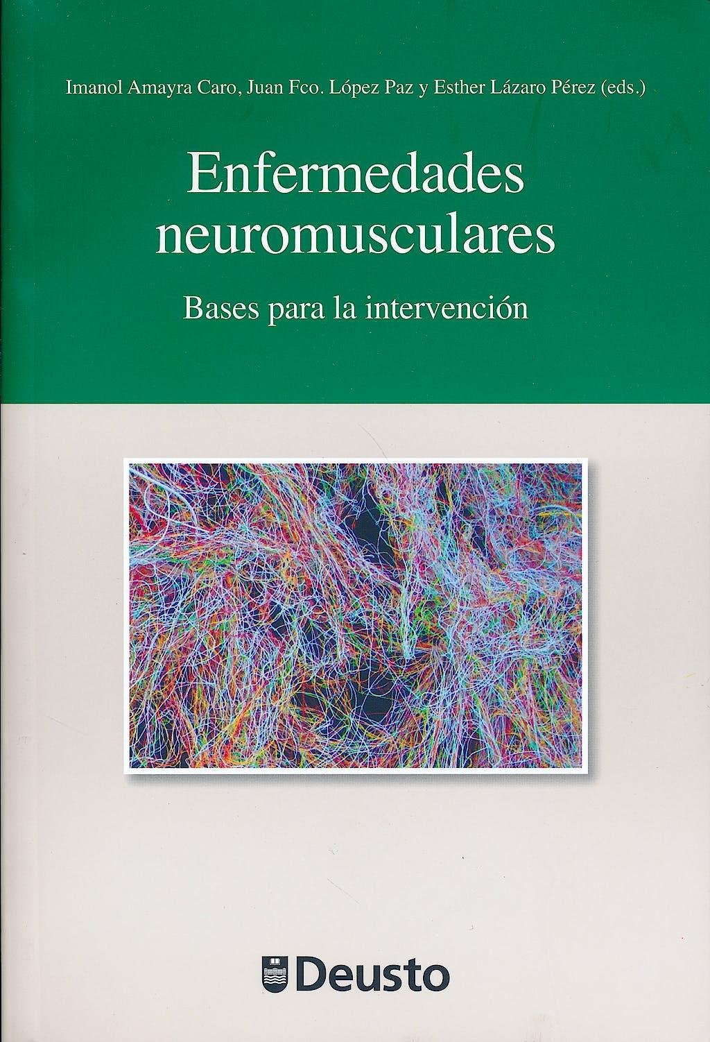 Portada del libro 9788415759263 Enfermedades Neuromusculares. Bases para la Intervención