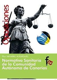 Portada del libro 9788415796190 Normativa Sanitaria de la Comunidad Autonoma de Canarias