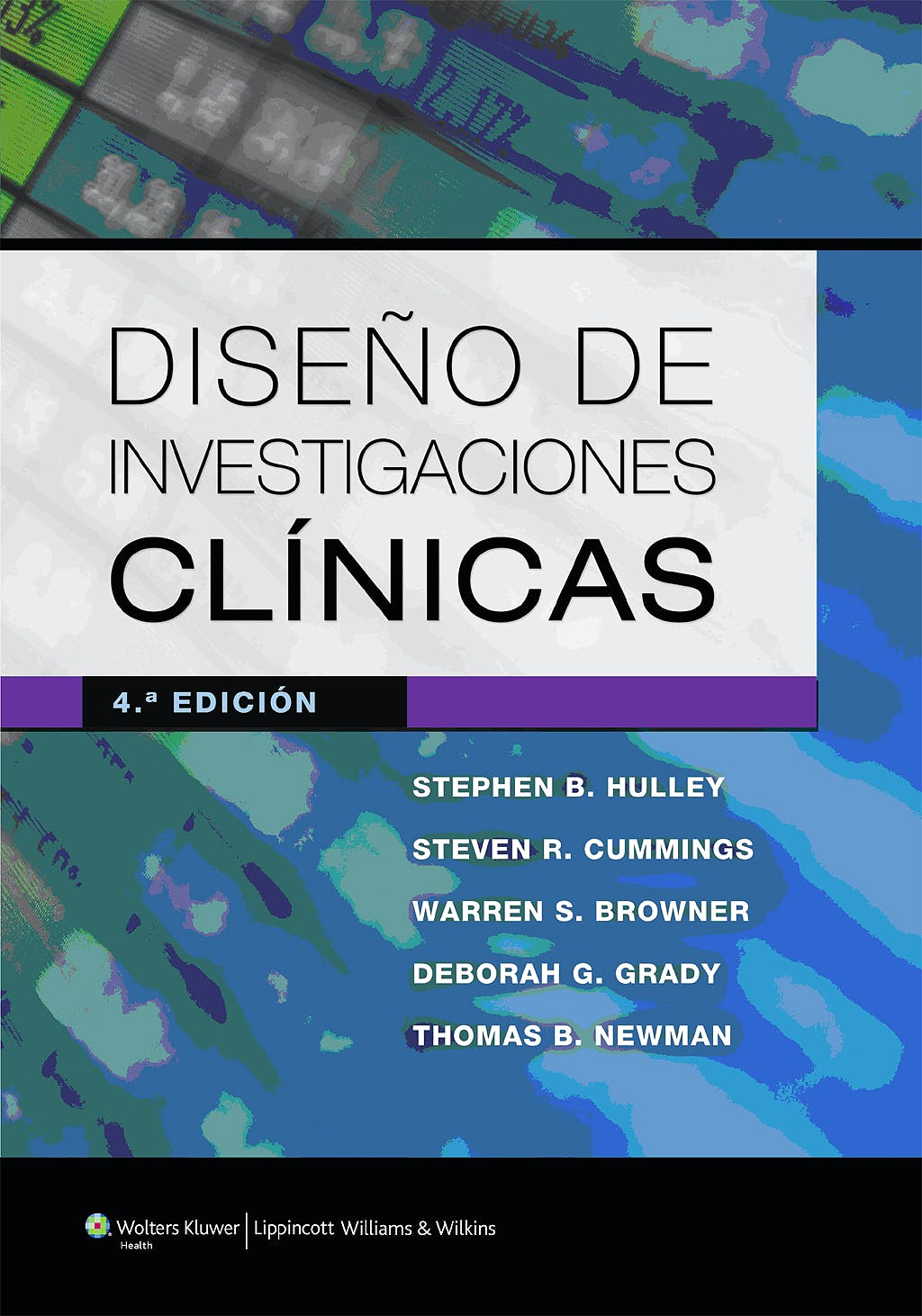 Portada del libro 9788415840862 Diseño de Investigaciones Clínicas