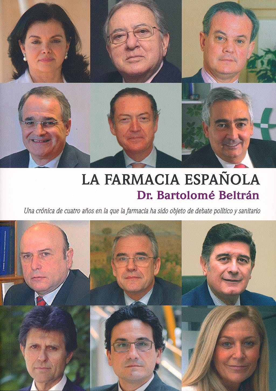 Portada del libro 9788415950325 La Farmacia Española