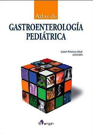 Portada del libro 9788415950424 Atlas de Gastroenterologia Pediatrica