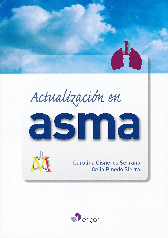 Portada del libro 9788415950462 Actualizacion en Asma