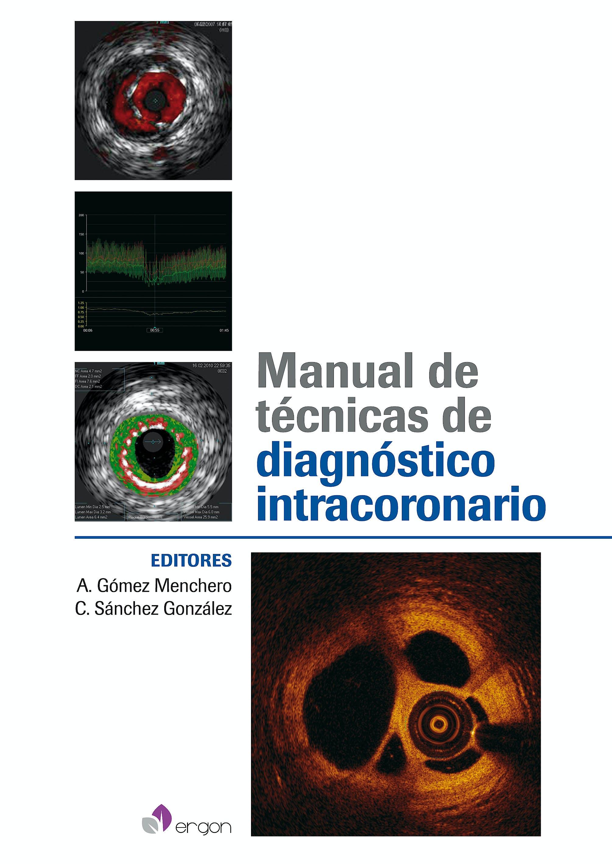 Portada del libro 9788415950684 Manual de Técnicas de Diagnóstico Intracoronario