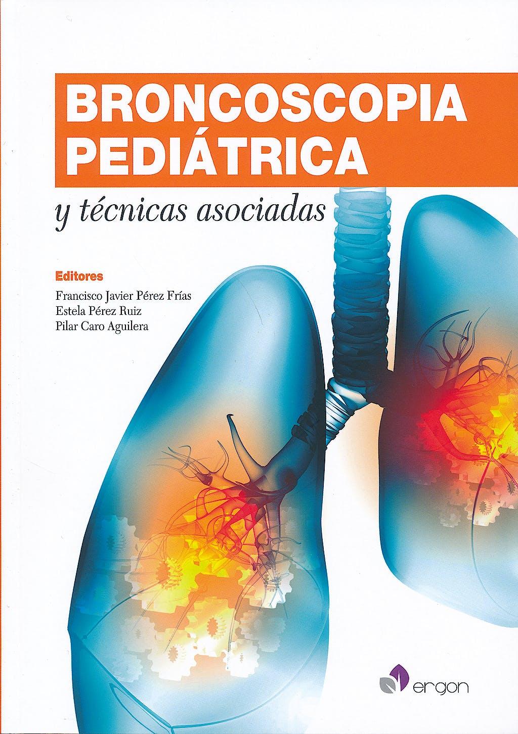 Portada del libro 9788415950974 Broncoscopia Pediatrica y Tecnicas Asociadas + Cd