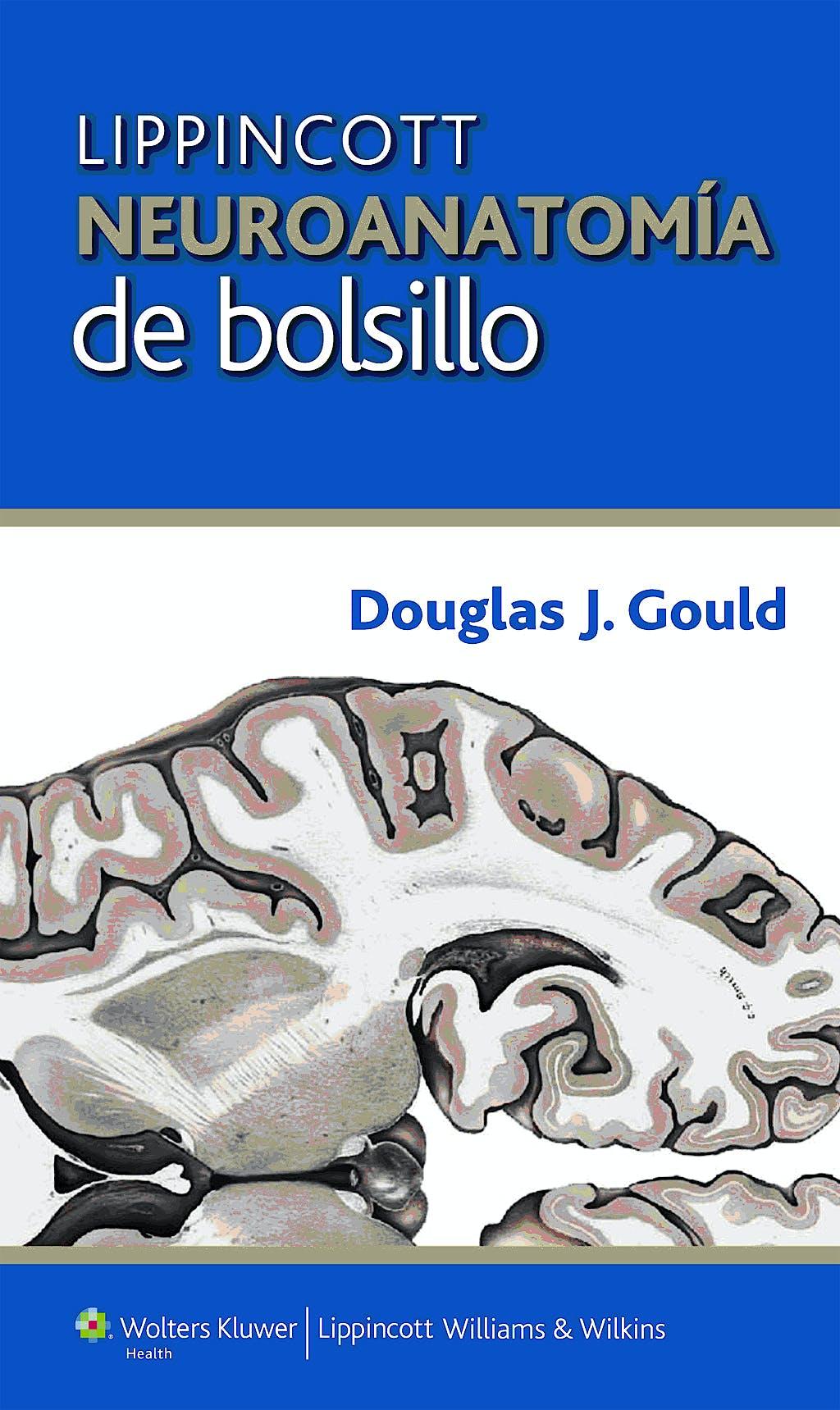 Portada del libro 9788416004119 Neuroanatomía de Bolsillo