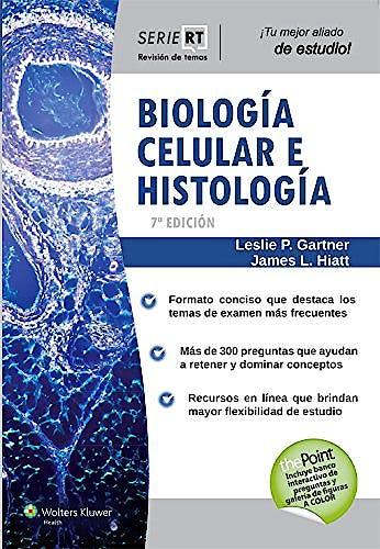 Portada del libro 9788416004676 Biología Celular e Histología (Serie Revisión de Temas)
