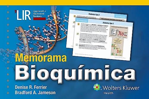 Portada del libro 9788416004737 Memorama Bioquímica