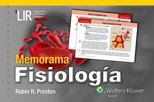 Portada del libro 9788416004744 Memorama Fisiología