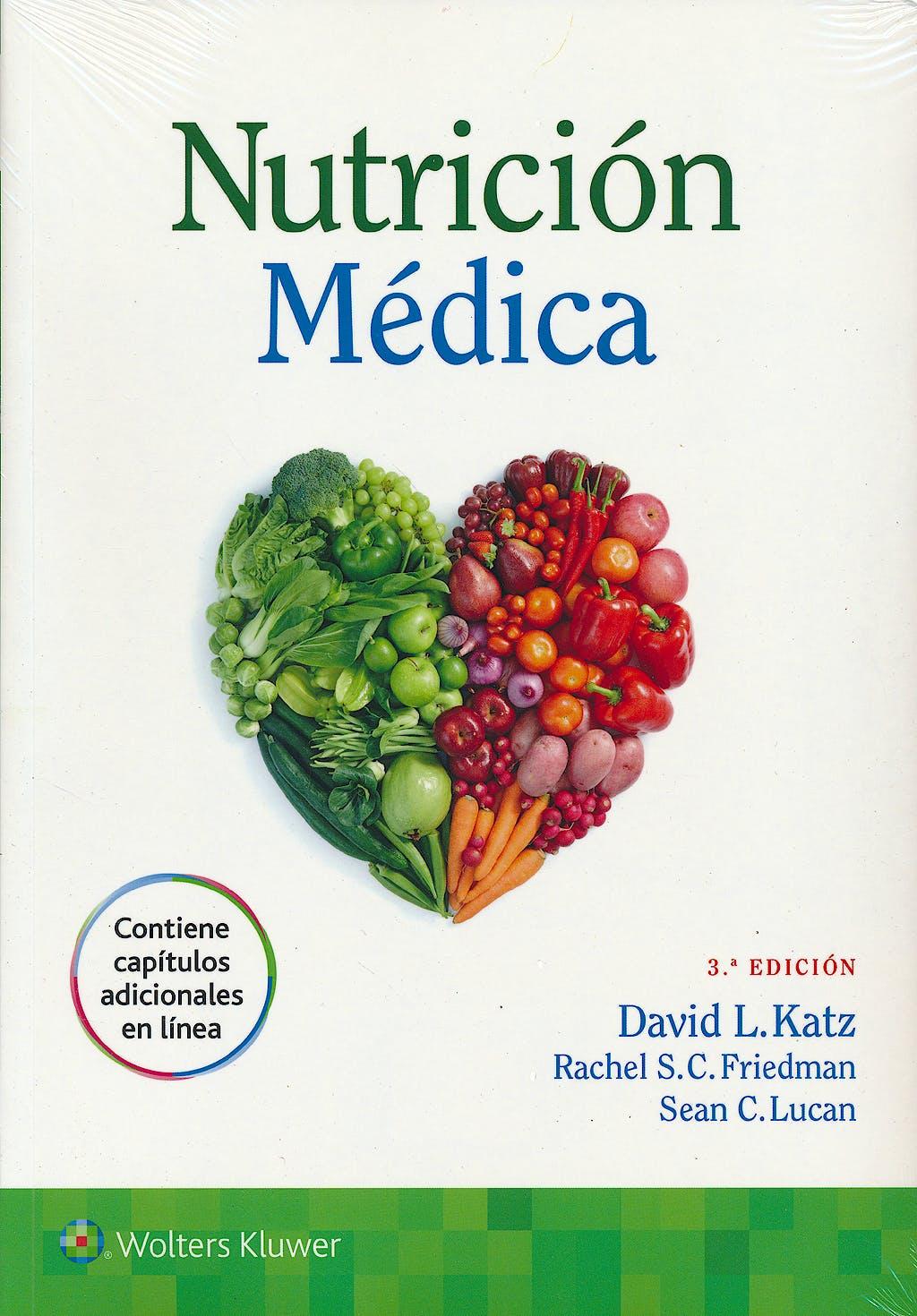 Portada del libro 9788416004812 Nutrición Médica + Acceso Online