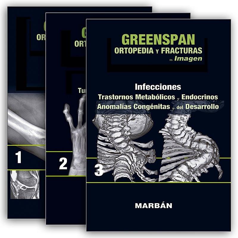 Portada del libro 9788416042012 Ortopedia y Fracturas en Imagen (3 Vols.)