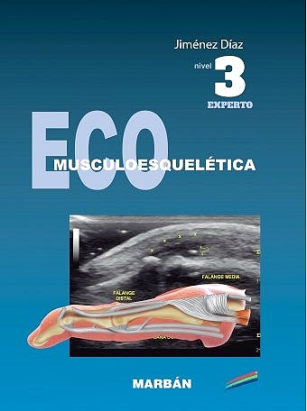 Portada del libro 9788416042463 ECO Musculoesquelética, Nivel 3 Experto