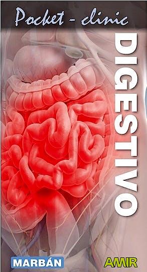 Portada del libro 9788416042500 Digestivo. Pocket Clinic. AMIR