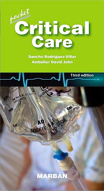 Portada del libro 9788416042913 Critical Care (Pocket)