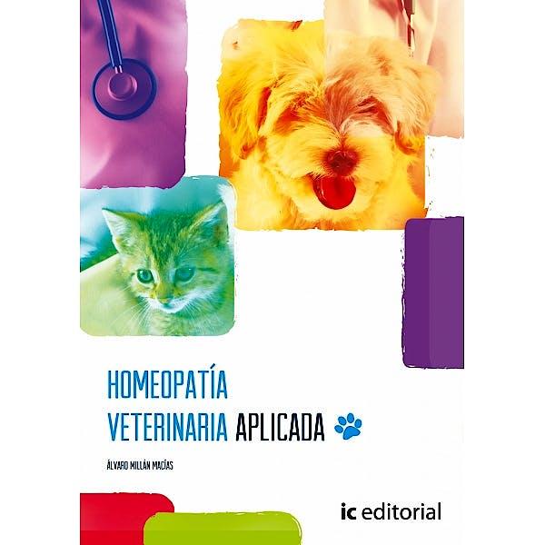Portada del libro 9788416067916 Homeopatia Veterinaria Aplicada