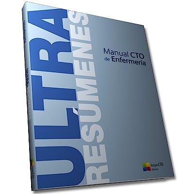 Portada del libro 9788416153374 Ultraresumenes. Manual CTO de Enfermería