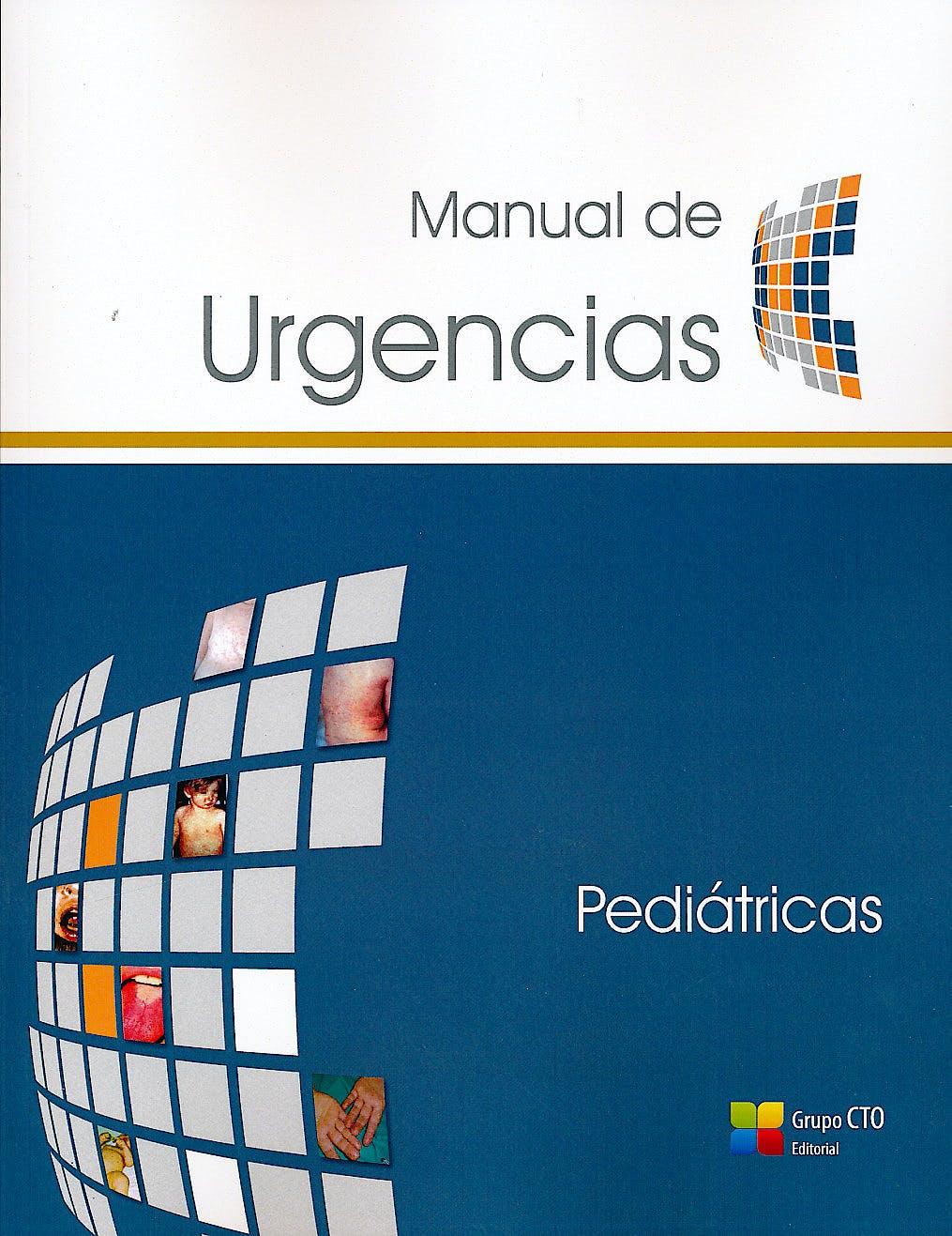 Portada del libro 9788416153947 Manual de Urgencias: Pediátricas