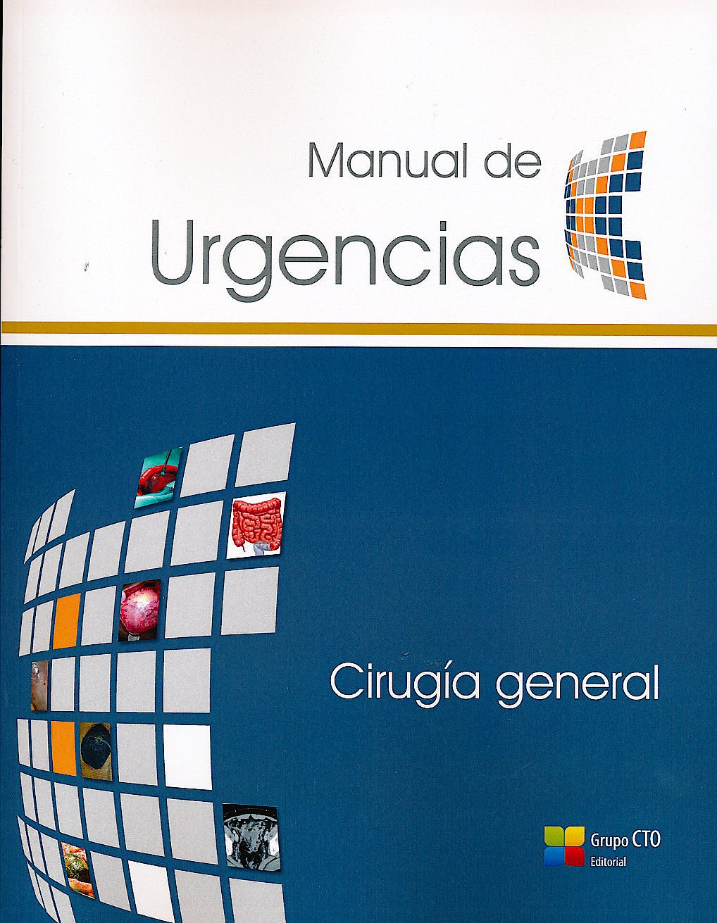 Portada del libro 9788416153961 Manual de Urgencias: Cirugia General