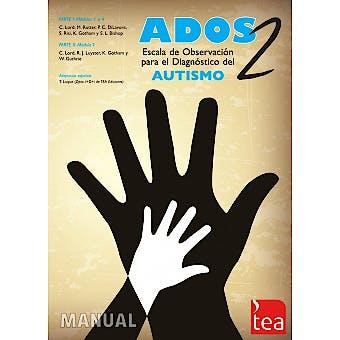 Portada del libro 9788416231119 ADOS-2. Escala de Observación para el Diagnóstico del Autismo 2 (Juego Completo)