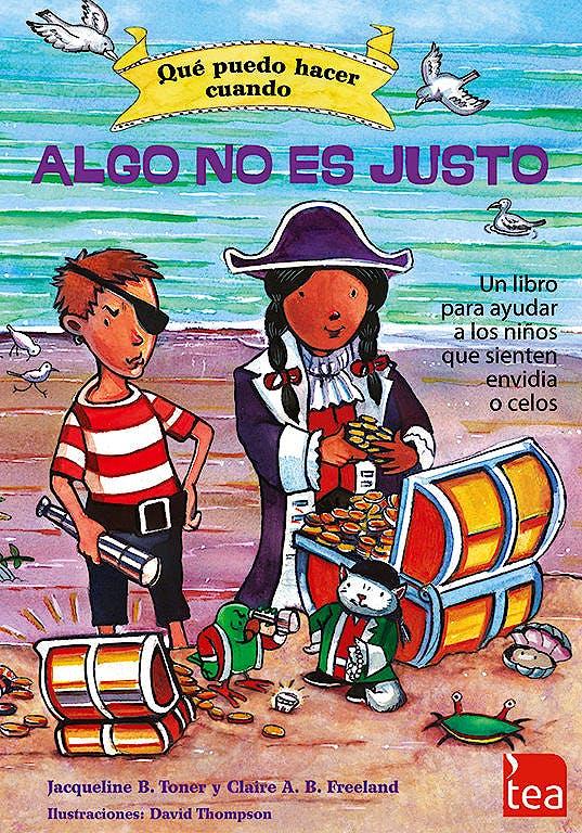 Portada del libro 9788416231256 Qué Puedo Hacer cuando Algo no es Justo. Un Libro para Ayudar a los Niños que Sienten Envidia o Celos
