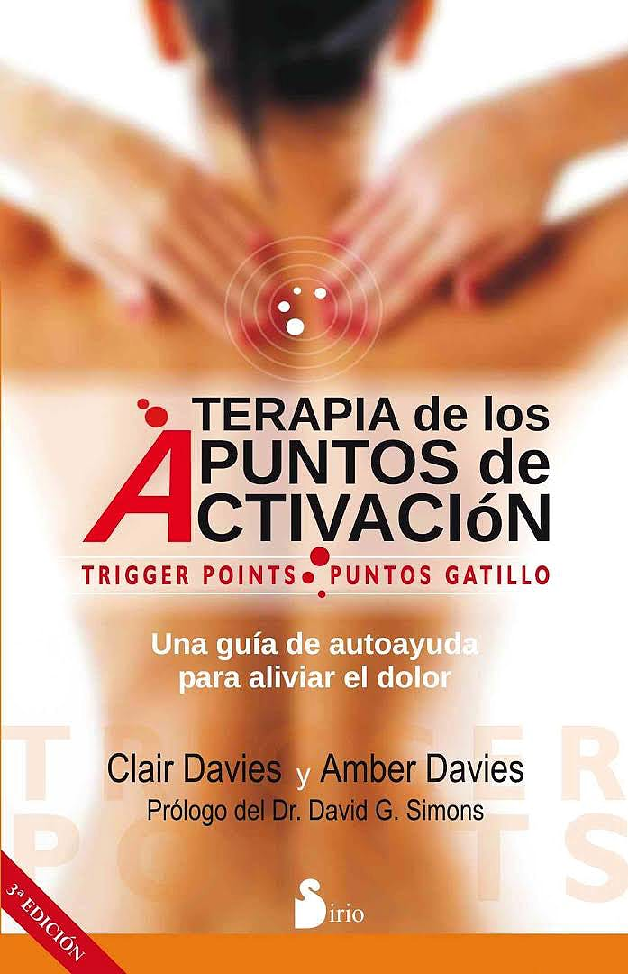 Portada del libro 9788416233236 Terapia de los Puntos de Activación