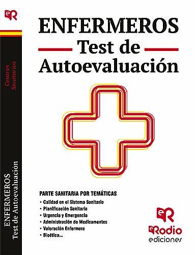Portada del libro 9788416266562 Enfermeros. Test de Autoevaluación