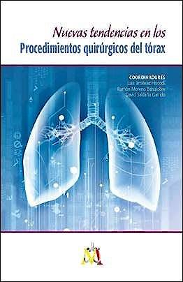 Portada del libro 9788416270705 Nuevas Tendencias en los Procedimientos Quirúrgicos del Tórax