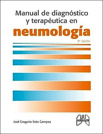 Portada del libro 9788416270897 Manual de Diagnóstico y Terapéutica en Neumología