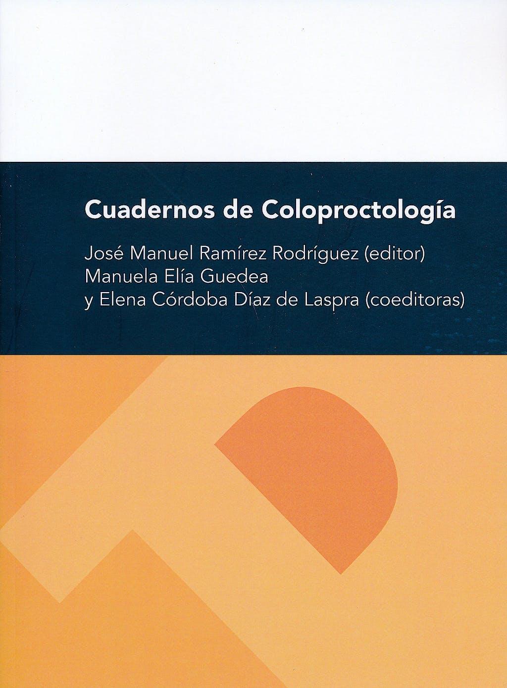 Portada del libro 9788416272860 Cuadernos de Coloproctología