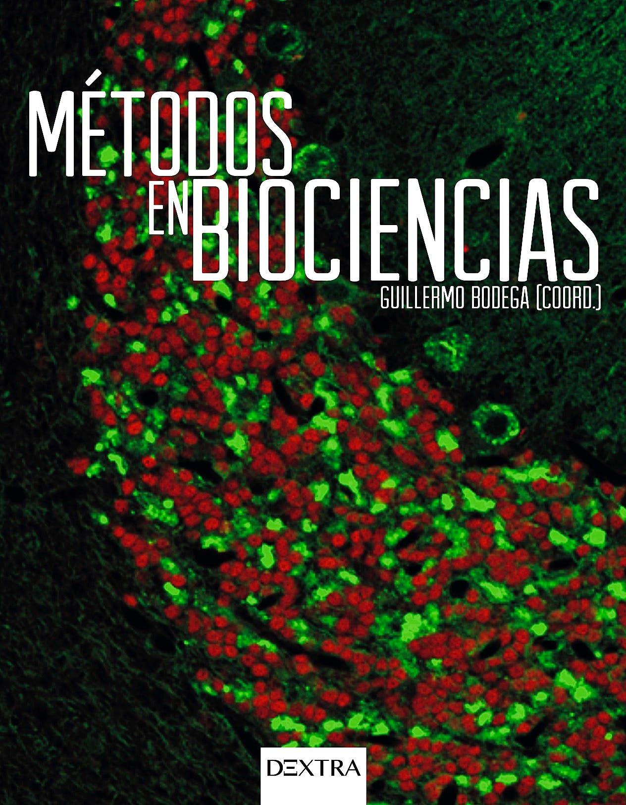 Portada del libro 9788416277452 Metodos en Biociencias