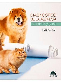 Portada del libro 9788416315406 Diagnostico de la Alopecia en Perros y Gatos