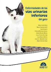 Portada del libro 9788416315413 Enfermedades de las Vías Urinarias Inferiores del Gato