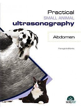 Portada del libro 9788416315451 Practical Small Animal Ultrasonography. Abdomen
