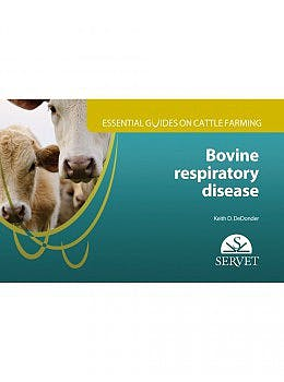 Portada del libro 9788416315543 Essential Guides on Cattle Farming. Bovine Respiratory Disease