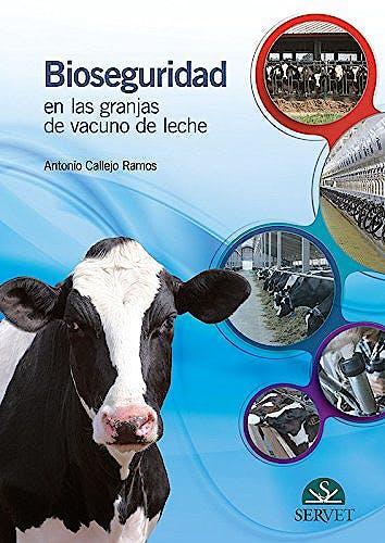 Portada del libro 9788416315765 Bioseguridad en las Granjas de Vacuno de Leche
