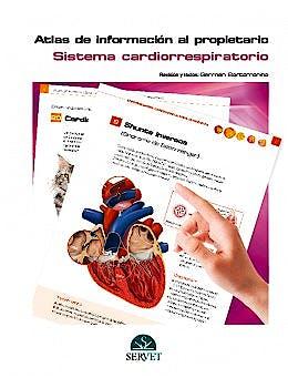 Portada del libro 9788416315833 Atlas de Informacion al Propietario. Sistema Cardiorrespiratorio