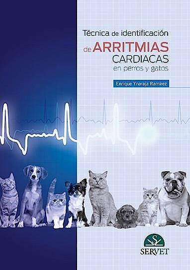 Portada del libro 9788416315963 Tecnica de Identificacion de Arritmias Cardiacas en Perros y Gatos