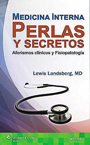 Portada del libro 9788416353767 Medicina Interna. Perlas y Secretos. Aforismos Clínicos y Fisiopatología