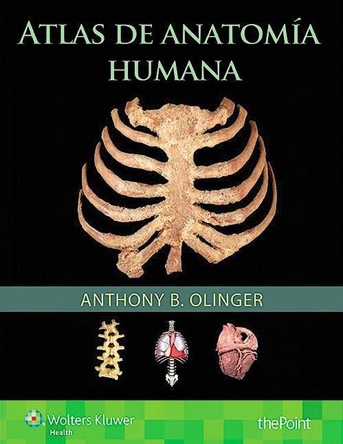 Portada del libro 9788416353774 Atlas de Anatomia Humana