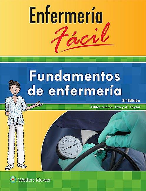 Portada del libro 9788416353828 Fundamentos de Enfermería (Enfermería Fácil)