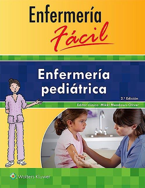 Portada del libro 9788416353842 Enfermería Pediátrica (Enfermería Fácil)