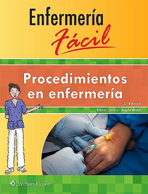 Portada del libro 9788416353859 Procedimientos en Enfermería (Enfermería Fácil)