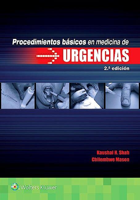 Portada del libro 9788416353873 Procedimientos Básicos en Medicina de Urgencias