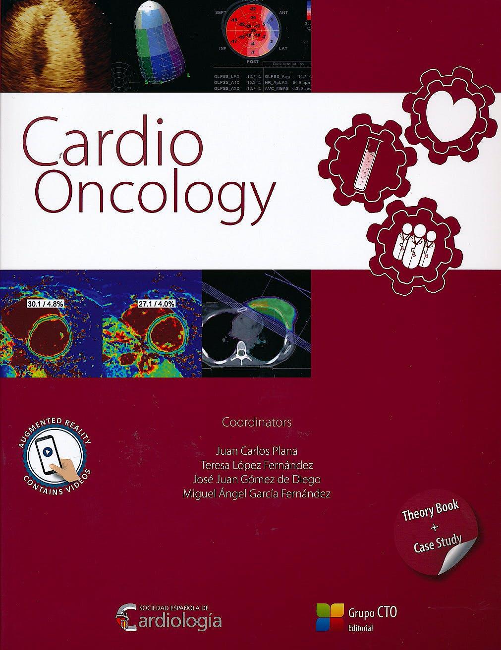 Portada del libro 9788416403592 Cardio Oncology + Cardio Oncology Case Study, 2 Vols.