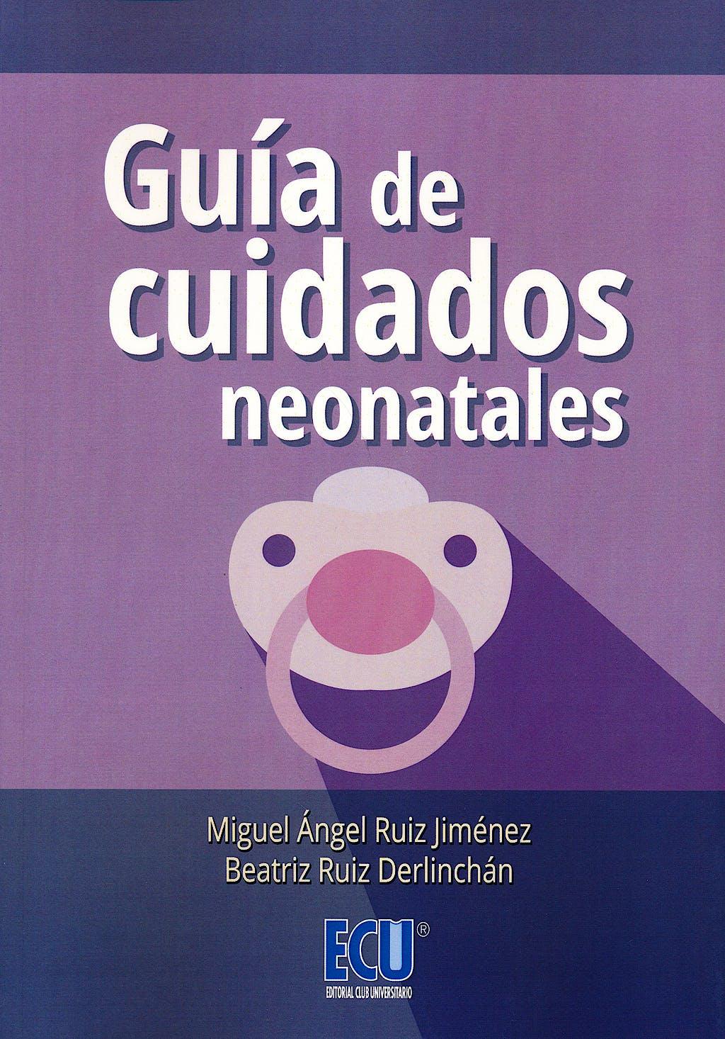 Portada del libro 9788416479207 Guia de Cuidados Neonatales